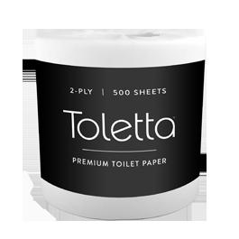 Private Label Toilet Paper & Seat Covers | Toletta